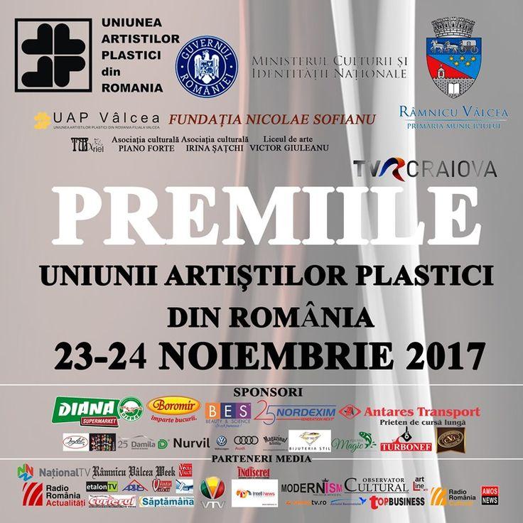Articol din 21 noiembrie 2017: Gala Premiilor  Uniunii Artiștilor Plastici din România .  Ziarul Jurnalul Bucurestiului si agentia de presă Intell News(al căror Senior Editor sunt) au plăcerea să fie printre partenerii media la Gala Premiilor Uniunea Artiștilor Plastici din România pentru anul 2016.