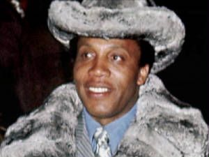 Young Frank Lucas American Gangster. This outfit drew attention from different agencies and led to his downfall if the movie is an accurate portrayal of him