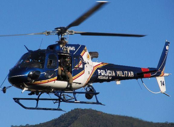 La Policía Militar de Minas Gerais adquiere otros dos Esquilo B 3e-noticia defensa.com