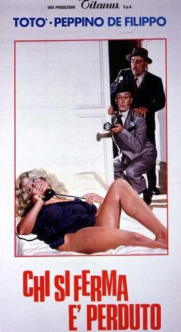 Chi si ferma è perduto (1960) | FilmTV.it