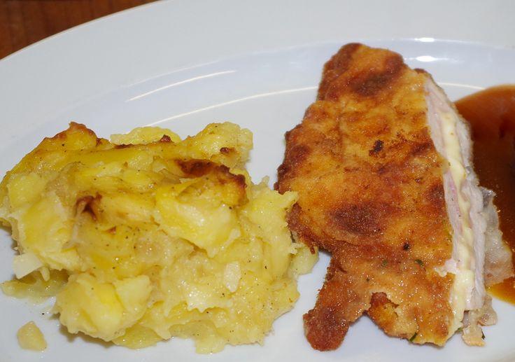 Krůtí cordon bleu recepty česky