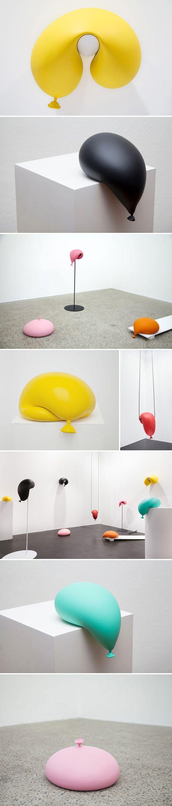 balloon installation                                                                                                                                                                                 Más