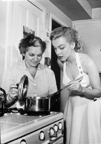 Cookin' with Marilyn