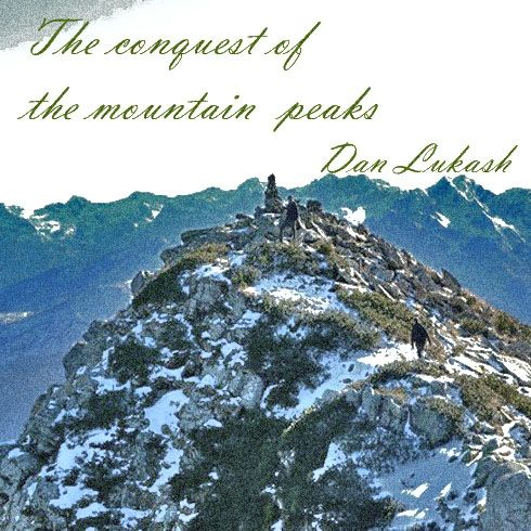 The conquest of the mountain peaks. Category: classical acoustic folk. Description: Light acoustic guitar passages are replaced by a swift battle and bright melodic solo alto, alto sax and inspired. Music draws mood of conquering mountain peaks, gradually increasing the ease at first load and deploy top, and with it a bright and boundless distance. Instruments: acoustic guitar, alto, alto sax. Copyright Holder: Dan Lukash