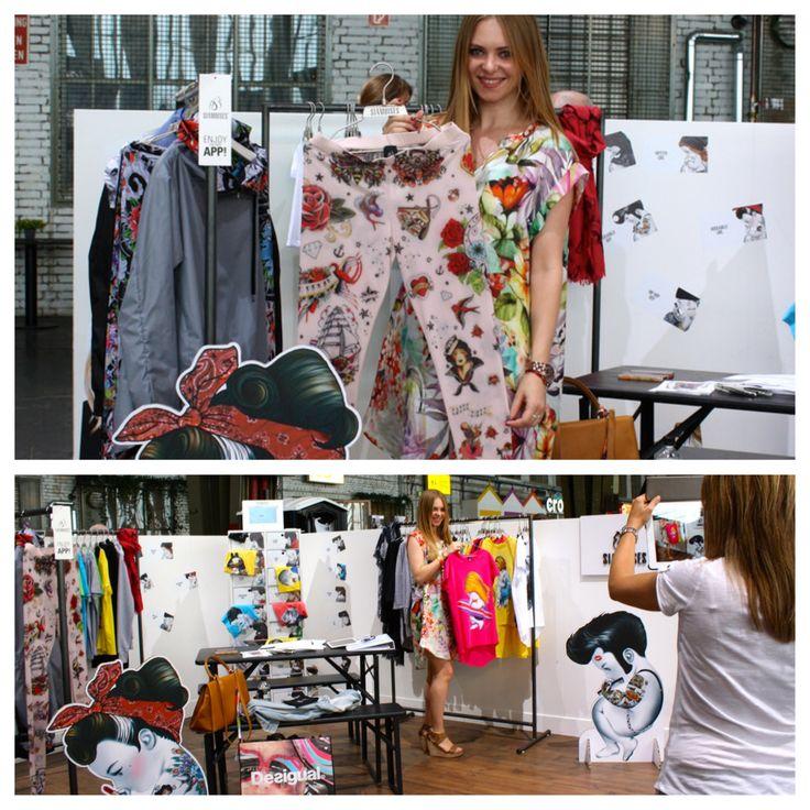 Ecco Aniri dal blog The new Cat in Town che ci mostra alcuni nuovi prodotti della collezione #Siamoises durante la fiera del BREAD & BUTTER tradeshow for selected brands ! Ecco l'articolo bit.ly/UQcYlx