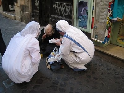 Missionaries of Charity <3