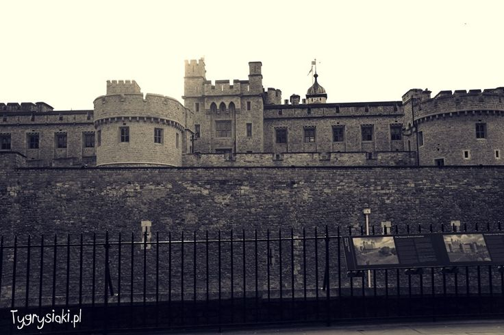 Tower of London by Tygrysiaki. Visit my blog: http://tygrysiaki.pl/
