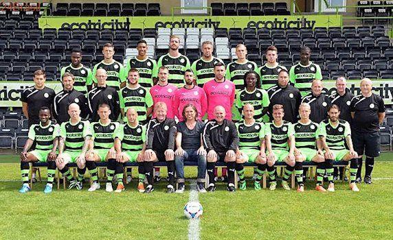 Forest Green Rovers | O primeiro clube de futebol vegano do mundo