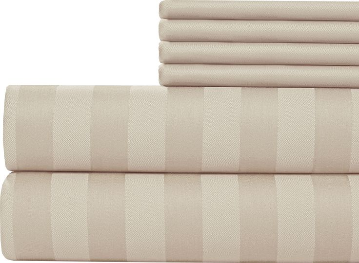 6 piece thread count sheet set - Thread Count Sheets