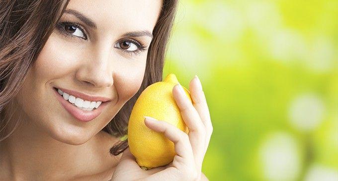 Limón Para Eliminar El Acné Como Un Tratamiento Seguro Y Eficaz