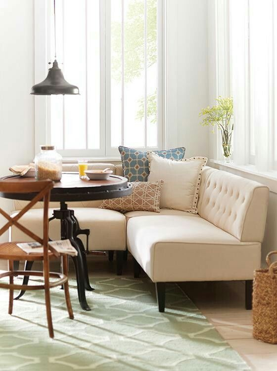 40 best breakfast nook images on pinterest furniture kitchens and banquettes on kitchen nook id=15352