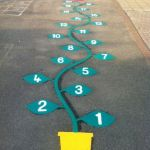 thumbs_flowerpot-playground-marking product image. Click here to view the Lightbox with larger images
