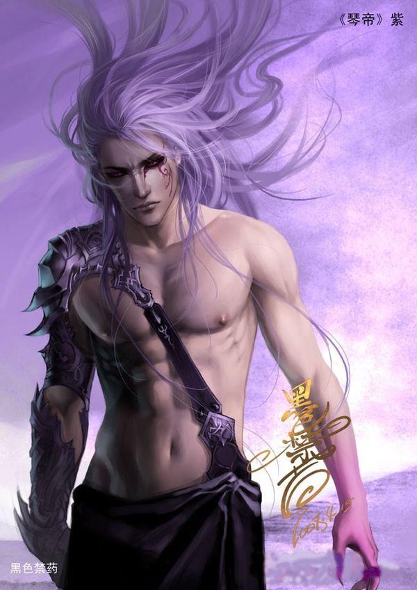 Мужской образ в арт-фэнтези Мужская красота, Мужчина, парни, торс, мышцы, накаченный, девушкам, сильный, длиннопост