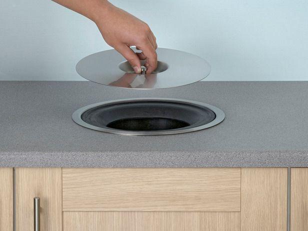 Installing A Under Counter Compost Bin I Am Smart