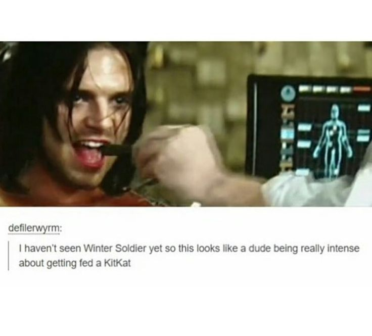 Marvel  Winter Soldier  Bucky Barnes  Tumblr