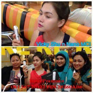 Artis pemakai Nano Spray MCI & Magic Stick MCI, 08156720322,  http://nanospray 2asli.blogspot.com