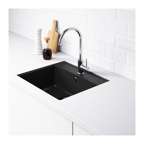 HÄLLVIKEN Einbauspüle 1 Becken IKEA Inklusive 25 Jahre Garantie. Mehr darüber in der Garantiebroschüre.