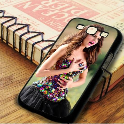 Selena Gomez Singer Beautiful Samsung Galaxy S3 Case