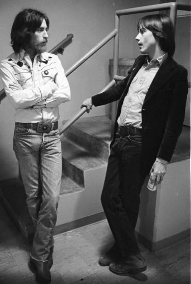 JD Souther & Jackson Browne