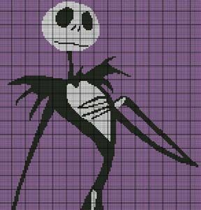 I need to make this!! - Nightmare Before Christmas 3 Crochet Pattern