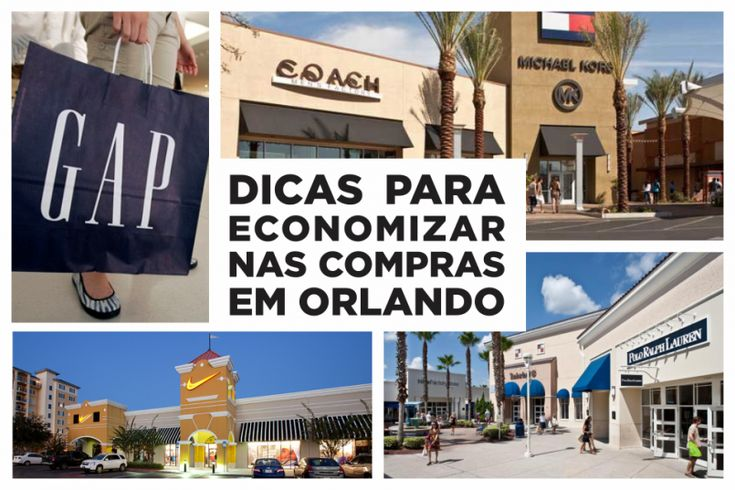 Confira nossas dicas para economizar durante suas compras em Orlando