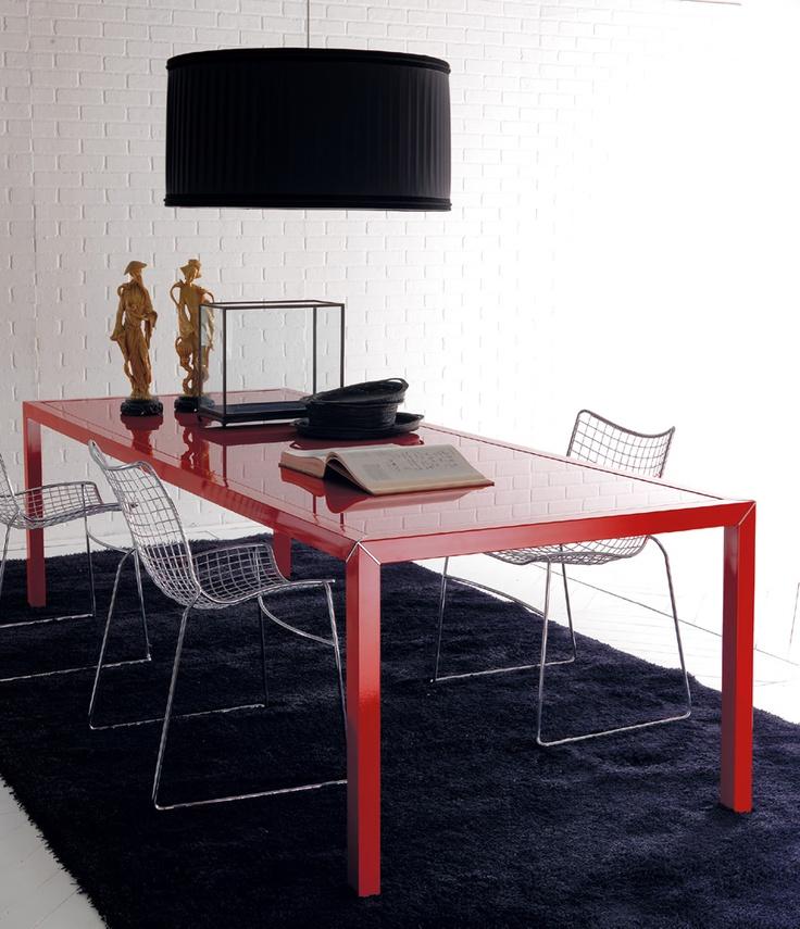 ESEDRA DESIGN - DAN - Sistema di tavoli di diverse dimensioni - STUDIO TECNICO PROSPETTIVE http://www.esedradesign.it/product.asp?id=14