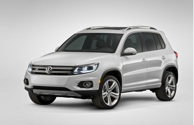 The 2014 @VW Tiguan:  Not Too Big, Not Too Small, But Just Right @shebuyscars