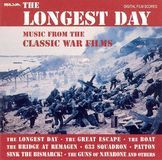 The Longest Day: Classic War Films [CD]