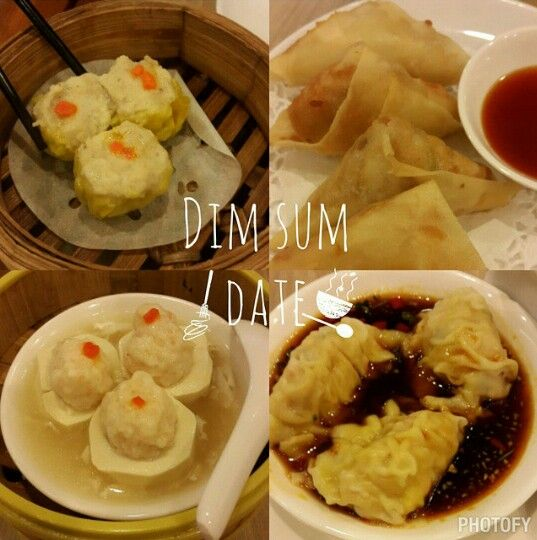 Dim Sum is a style of Cantonese food prepared as small bite-sized or individual portions of food traditionally served in small steamer baskets or on small plates