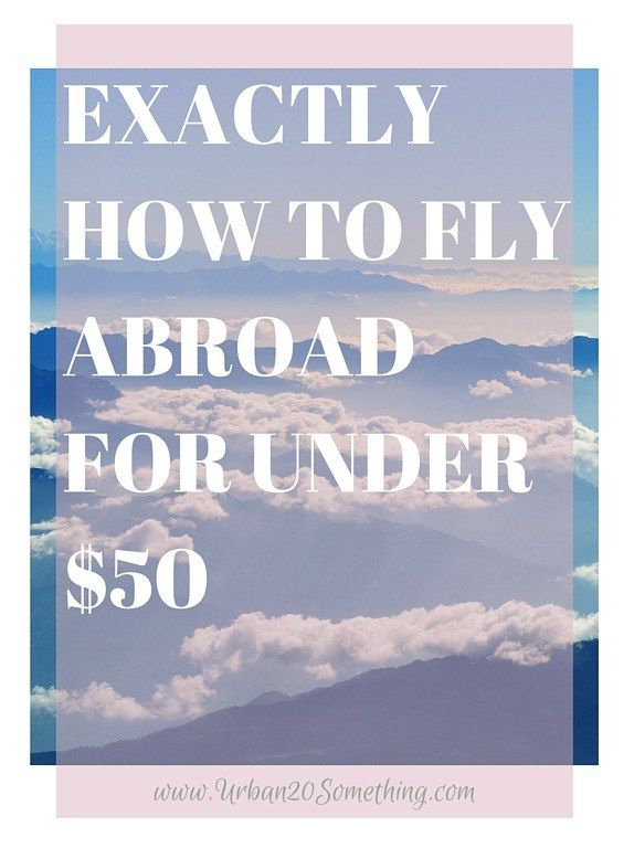 Do you ever wonder how millennials are prancing around the world and you're wondering where you already seemed to spend all your money? You're not alone! You CAN travel for extremely cheap and travel the world. Click through to read exactly how you can easily earn miles and travel internationally onto your next great adventure.
