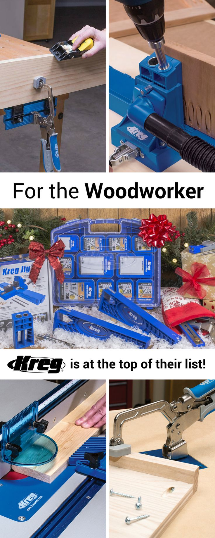 Shop our top gift picks for the Woodworkers on your list.