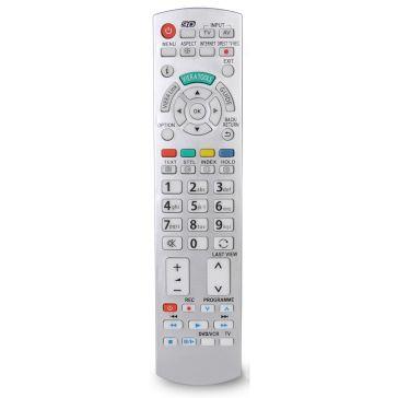 ΤΗΛΕΧΕΙΡΙΣΤΗΡΙΟ ΓΙΑ PANASONIC VIERA 0134ΚΩΔΙΚΟΣ :03.005.0059Χαρακτηριστικά:          Τηλεχειριστήριο τηλεόρασης Panasonic τύπου Ori...