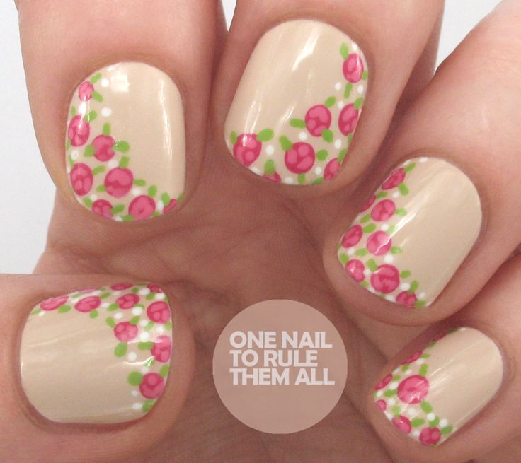 Nude Roses - One Nail To Rule Them All