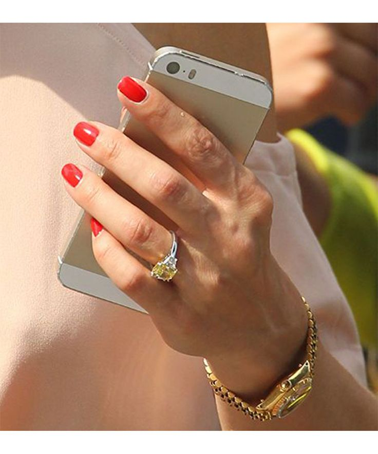 17 Best Images About Celebrity Engagement Rings On