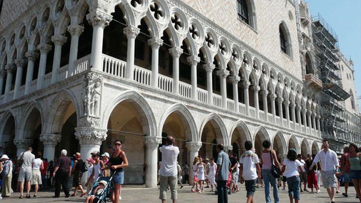 Byłam na tym p- lacu,Świętego Marka w Wenecji #wenecja #włochy #venezia
