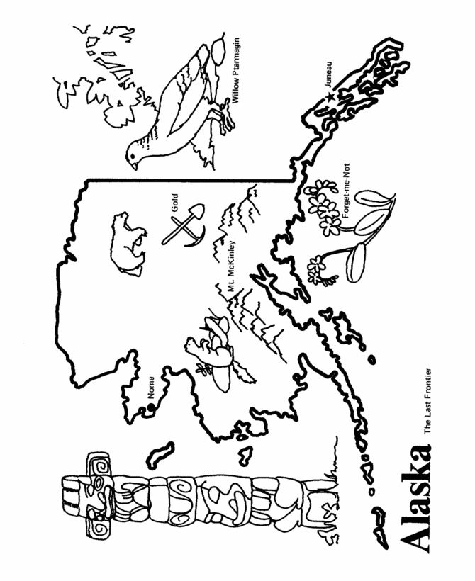 alaska coloring pages - 1000 images about alaska unit study on pinterest lesson