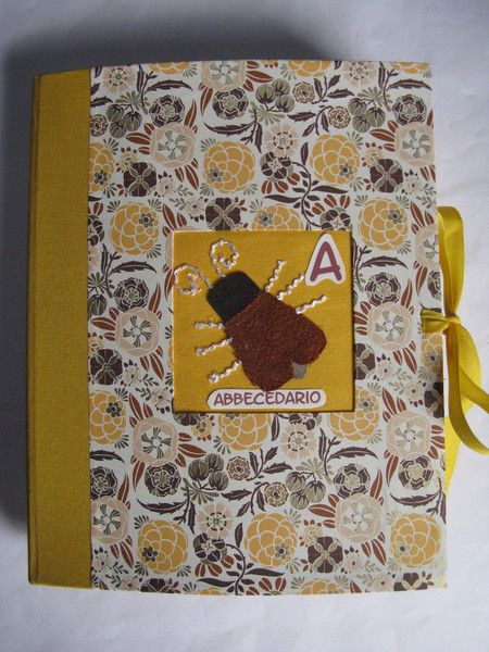 Libri - Aabbecedario degli animali - un prodotto unico di lababajaga su DaWanda