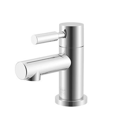 43 - Aqua Vive handwaskraan 'Kobuk' verchroomd
