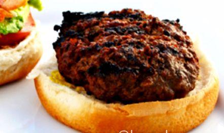 Burger-riffiek !! Marietjie deel met ons haar wenner hambuger pattie met maalvleis Boerekos Resepte