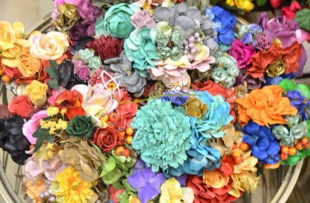 Ramilletes de flores, bouquet of flowers. #Thebest, #lomejor. #Sevilla, #tiendadeflores, #flowershop.