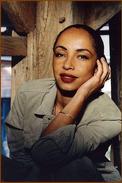 Sade...My favorite Artist.. Soultry voice...simple, but lasting forever...