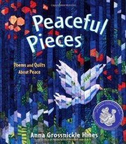 2012 Jane Addams Childrens Book Awards - An award-winning children's  book about Poetry , Quilts. Peace  --     -- #letlifeflow    #soulflowercontest