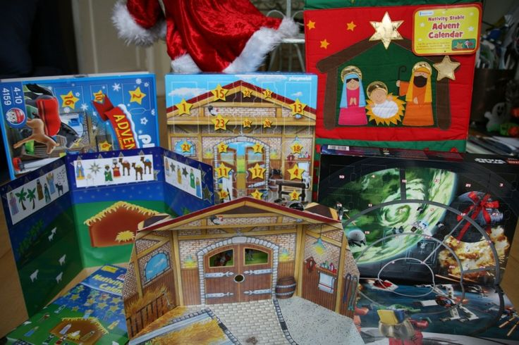 17 best images about non chocolate advent calendars on Advent calendar non chocolate