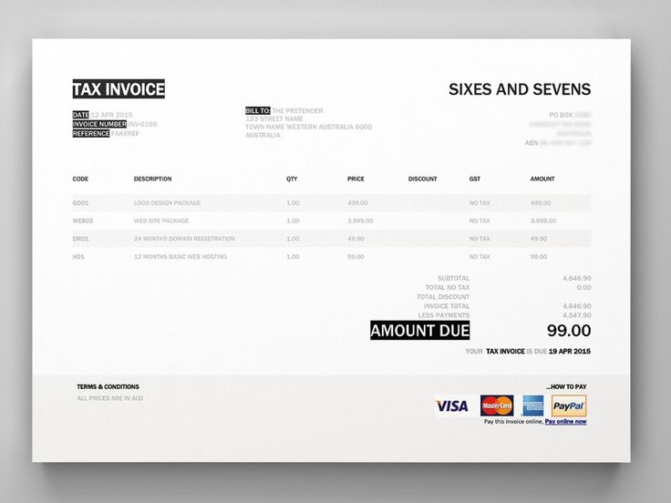 10+ beste ideeën over Invoice sample op Pinterest - Portfolio - reference request form