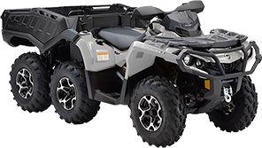 Can-Am 'Outlander 6x6' ATV