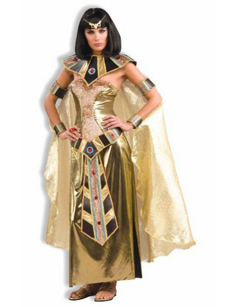 Ägyptische Göttin Pharao Ägypterin Damenkostüm