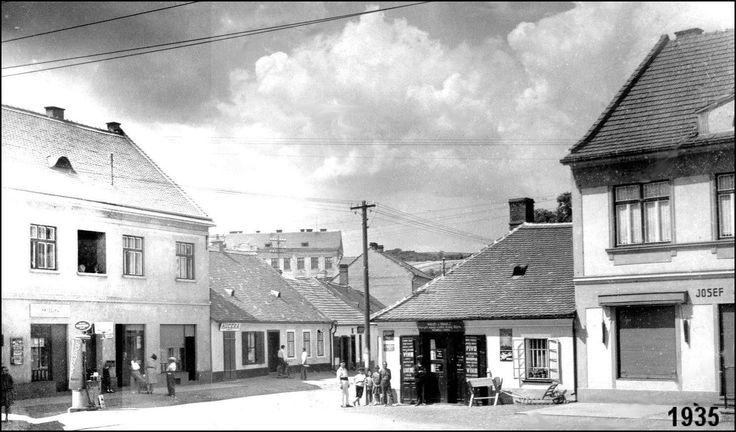 Dolní Kounice 1935