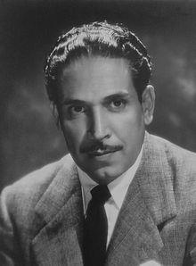 Miguel M. Delgado, director favorito de Cantinflas. Lo dirigió en 32 de sus películas