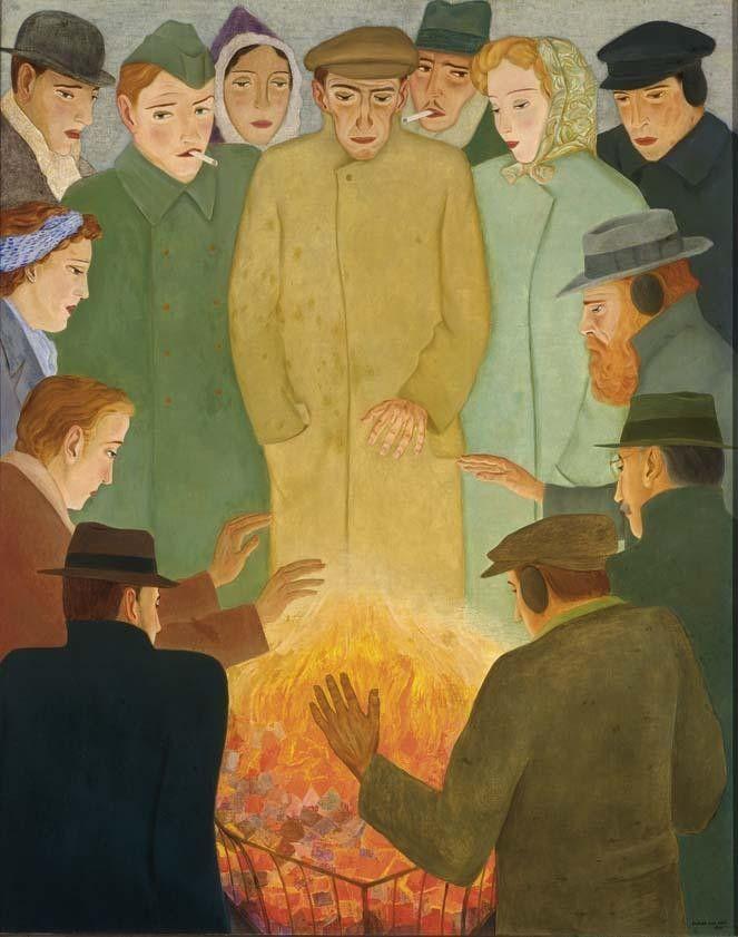 'Vuurpot' 1941
