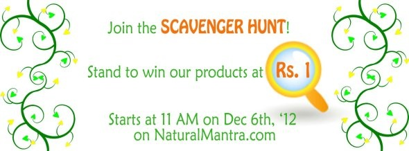 Rs. 1 Scavenger Hunt